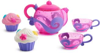 Munchkin Bath Tea and Cupcake Set, Multicolor, 1-Count