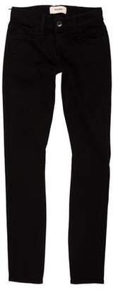 Baldwin Mid-Rise Skinny Jeans