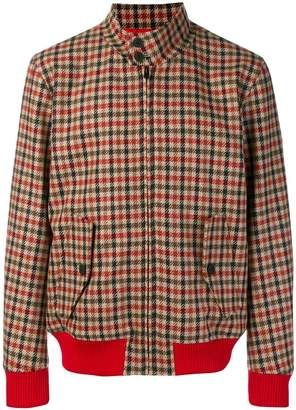 Tommy Hilfiger checked jacket