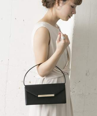 URBAN RESEARCH (アーバン リサーチ) - URBAN RESEARCH COUTURE MAISON サテンBAG