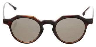 Loewe Round Tinted Sunglasses