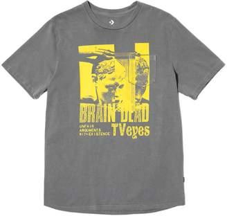 Converse x Brain Dead TEE