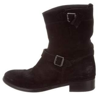 Belstaff Distressed Ankle Boots