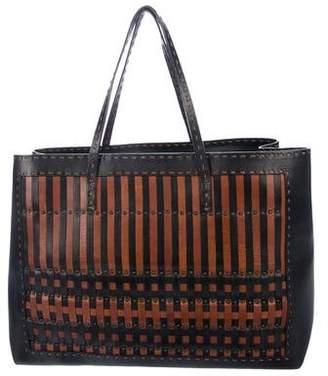 e84f2fdf9dd5 Fendi Brown Leather Duffels   Totes For Women - ShopStyle Australia
