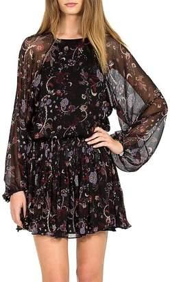 Magali Pascal Sophia Dress Black Phoenix