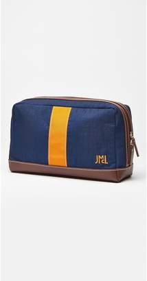 J.Mclaughlin Sailcloth Dopp Kit