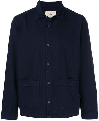 Folk twill Horion jacket