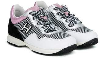 Hogan logo sneakers
