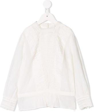 LES COYOTES DE PARIS peasant blouse