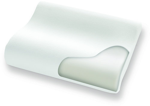 Homedics TheraP Contour Pillow