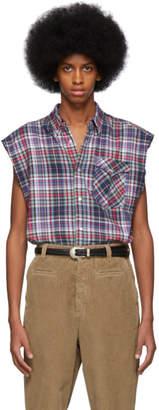Isabel Marant Multicolor Bucket Shirt