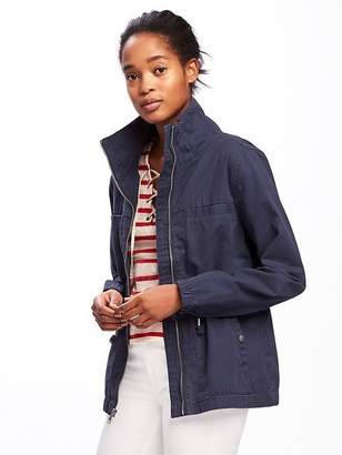 Twill Field Jacket for Women $44.94 thestylecure.com