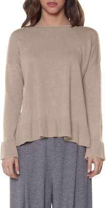 Baci Bell Cuff Sweater