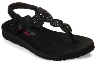 Skechers Cali Meditation Stars & Sparkle Sandal