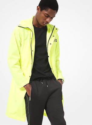 Neon Woven Anorak