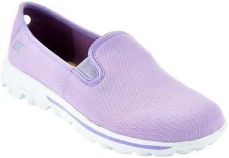 Skechers GOwalk Canvas Slip-on Sneakers - Cadence