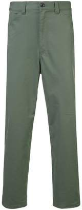 Odin relaxed fit slouch trousers