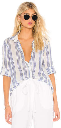 Bella Dahl Roll Tab Button Down