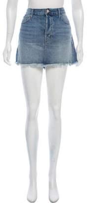 J Brand Bonny Denim Mini Skirt w/ Tags
