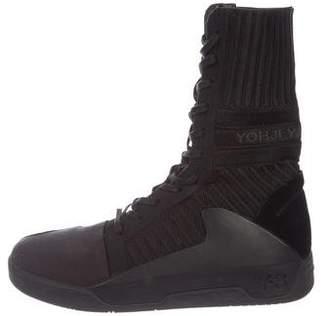 Y-3 Hayworth Guard High Sneakers