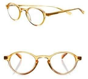 Eyebobs Board Stiff 77 43MM Round Reading Glasses