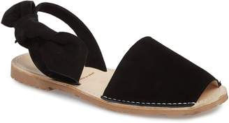 SOLILLAS Ankle Bow Sandal
