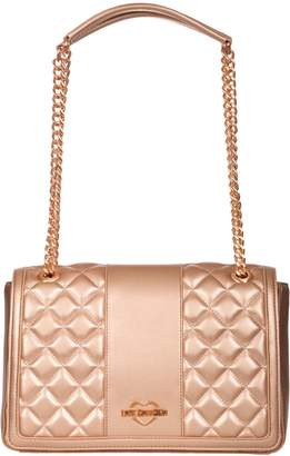 Moschino Faux Leather Crossbody