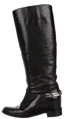 Christian Louboutin Cate Knee-High Boots