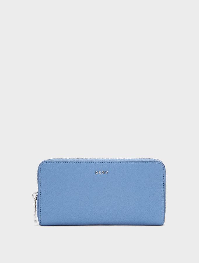 DKNYLarge Chelsea Vintage Zip Around Wallet