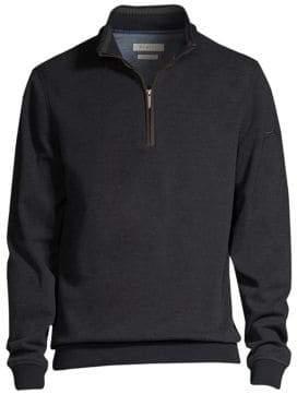 Bugatti Quarter Zip Sweater