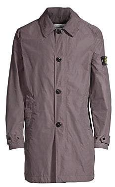 Stone Island Men's Trench Coat