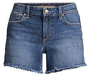 Joe's Jeans Women's Alma Cropped Denim Short