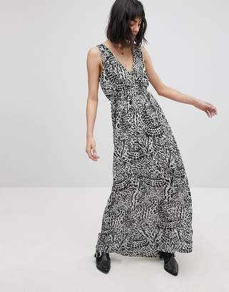 Vero Moda Printed maxi Dress