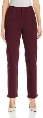 Gloria Vanderbilt Women's Amanda-Classic Straight Leg Jean with Movement
