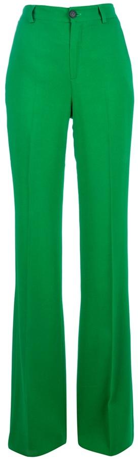 N° 21 flared trouser