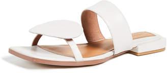 Jaggar Shaped Flats Slide