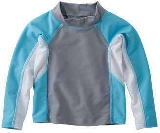 L.L. Bean L.L.Bean Infants' and Toddlers' BeanSport Surf Shirt, Long-Sleeve