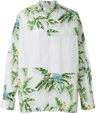 Stella McCartney Hawaian print shirt