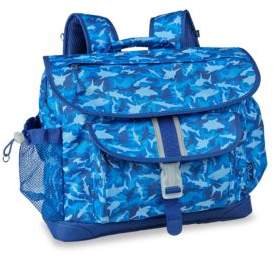 Bixbee Shark Camo Backpack- Medium