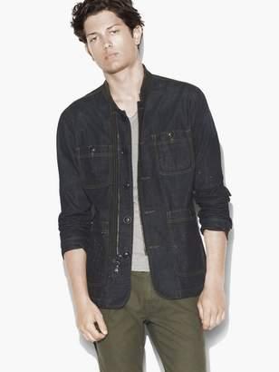 John Varvatos Workwear Denim Jacket