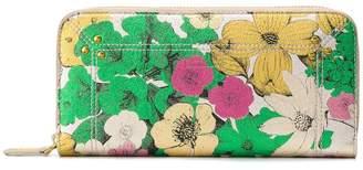 Jerome Dreyfuss floral print wallet