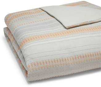 Coyuchi Organic Cotton Lost Coast Duvet Cover, Full/Queen