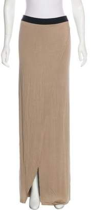 Mason Overlay Maxi Skirt