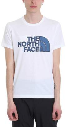The North Face White Cotton T-shirt