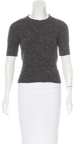 Bottega Veneta Bottega Veneta Wool Crew Neck Sweater