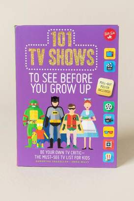 Icp 101 TV Shows Before You Grow Up Book