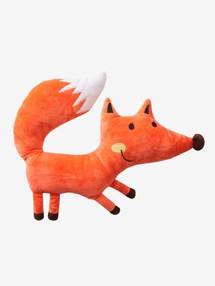 Vertbaudet Fox-Shaped Plush Cushion