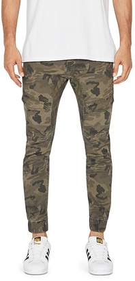 NXP Camouflage Tapered Fit Flight Pants