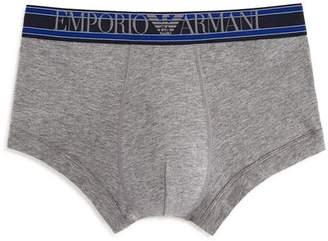 Emporio Armani Highlighted-Logo Trunks
