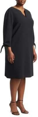 Lafayette 148 New York, Plus Size Khloe Shift Dress